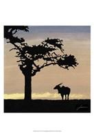 "Savanna II by James Burghardt - 19"" x 19"" - $12.99"
