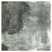 Gray Abstract II Fine Art Print