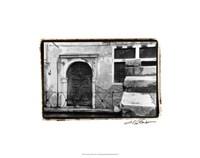 """A Venetian Stroll II by Laura Denardo - 24"""" x 19"""""""