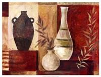 Spice Vases I Fine Art Print