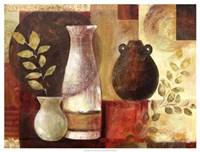 Spice Vases II Fine Art Print