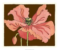 Petal Poetry I Fine Art Print