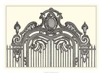 "Antique Briseux Gate II by Vision Studio - 27"" x 20"""