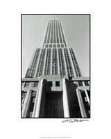 "Empire State Building I by Laura Denardo - 16"" x 20"""