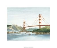 """Plein Air Cityscape III by Ethan Harper - 20"""" x 20"""""""