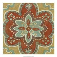 """Turkish Spice III by Chariklia Zarris - 20"""" x 20"""", FulcrumGallery.com brand"""