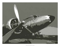 Classic Aviation I Fine Art Print