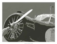 Classic Aviation II Fine Art Print