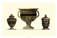 Urn Triad IV Fine Art Print