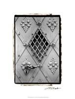 "Distinguished Doors I by Laura Denardo - 16"" x 21"""