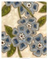 """Bonnie Fleur I by Karen Deans - 17"""" x 21"""""""
