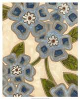 """Bonnie Fleur II by Karen Deans - 17"""" x 21"""""""