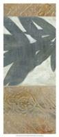 "Moroccan Leaves II by Norman Wyatt Jr. - 9"" x 21"""