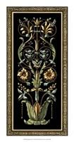 "Baroque Panel II by Vision Studio - 12"" x 22"""