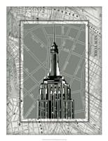 Tour of New York II Fine Art Print