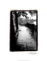 "Riverwalk by Laura Denardo - 17"" x 22"""
