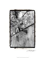 "Glimpses of Prague IV by Laura Denardo - 17"" x 22"""