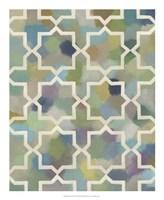 """Random Symmetry II by Chariklia Zarris - 18"""" x 22"""""""