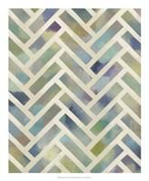 """Random Symmetry III by Chariklia Zarris - 18"""" x 22"""""""
