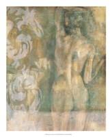 "Figurative Carvings I by Jennifer Goldberger - 18"" x 22"", FulcrumGallery.com brand"