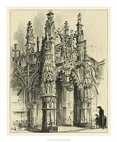 Ornate Facade IV Fine Art Print
