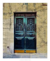"""Weathered Facade IV by Vision Studio - 18"""" x 22"""""""