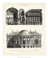 Design for a Mansion Fine Art Print