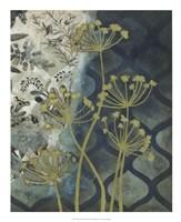 "Peridot Botanical I by Megan Meagher - 18"" x 22"""