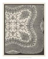 Vintage Lace IV Fine Art Print