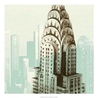 """22"""" x 22"""" City Architecture"""
