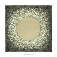 "Lunar Eclipse I by Vanna Lam - 22"" x 22"", FulcrumGallery.com brand"