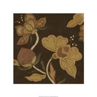 "Vintage Kimono I by June Erica Vess - 22"" x 22"""