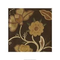 "Vintage Kimono II by June Erica Vess - 22"" x 22"""
