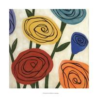 Pop Roses II Fine Art Print