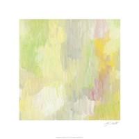 """Buoyant Awakening I by Lisa Choate - 22"""" x 22"""""""