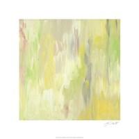 """Buoyant Awakening IV by Lisa Choate - 22"""" x 22"""""""