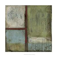 "Rustic Minimalism II by Jennifer Goldberger - 22"" x 22"", FulcrumGallery.com brand"