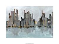 "Second City I by Jarman Fagalde - 30"" x 22"""