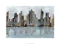 "Second City II by Jarman Fagalde - 30"" x 22"""
