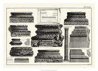 Columns Fine Art Print