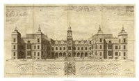 Hatfield House Fine Art Print