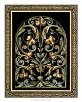 "Baroque Panel III by Vision Studio - 18"" x 22"" - $34.49"