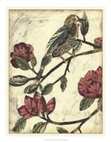 "Victorian Serenade I by Chariklia Zarris - 18"" x 23"""