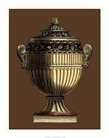 """Imperial Urns I by Vision Studio - 18"""" x 24"""""""