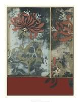 "Silhouette Tapestry III by Jennifer Goldberger - 18"" x 24"""