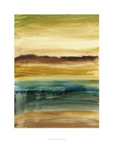 "Vista Abstract VI by Ethan Harper - 18"" x 24"", FulcrumGallery.com brand"