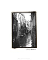 Waterways of Venice VII Fine Art Print