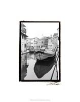 "Waterways of Venice VIII by Laura Denardo - 19"" x 24"", FulcrumGallery.com brand"