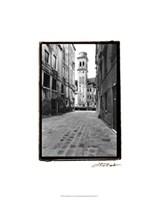 A Venetian Stroll VI Fine Art Print
