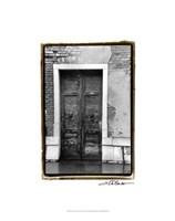 """The Doors of Venice III by Laura Denardo - 19"""" x 24"""""""